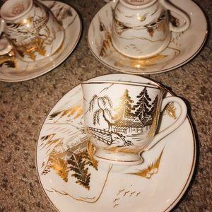 Other - Tea set of 6